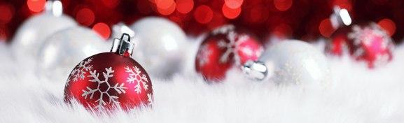 balls christmas